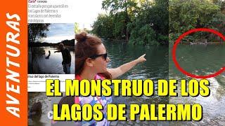 EL MONSTRUO DE LOS LAGOS DE PALERMO