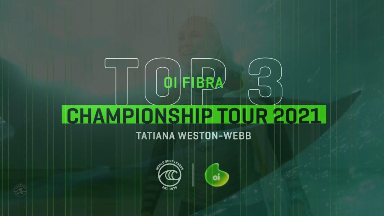 Top 3 notas da TATIANA WESTON-WEBB, melhor brasileira no ranking mundial e #AtletaDeFibra