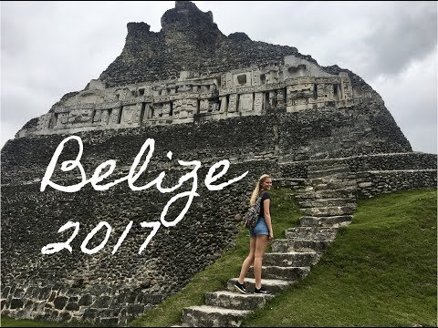 MY TRIP TO BELIZE /// 2017