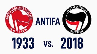 Antifa Origin Exposed: Spawn of Russian Communism