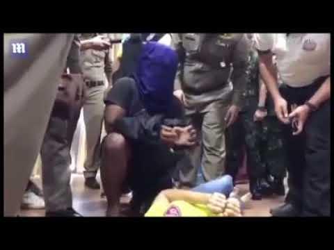 Report on How Ronnakorn Romruen Kill Tourist Miriam Beelte From Germany