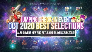 5th Anniversary JUMPING CHECK-IN FREEBIES ~With New Hero Selector Chart!~ | Seven Knights screenshot 3