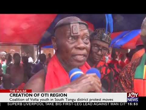 Creation of Oti Region - The Pulse on JoyNews (5-4-18)