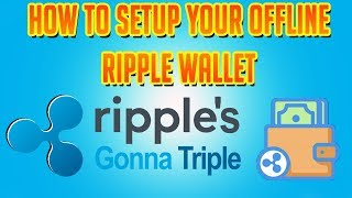 How To Create A Ripple Paper Wallet (2018)