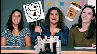 **REVIEW** IRVING FARM COFFEE ROASTERS | COFFEE BREAKERS NYC