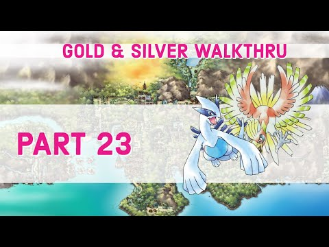 Pokemon Gold/Silver Walkthrough - Part 23 - Dragon's Den