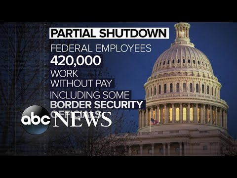 Partial government shutdown likely to continue until after Christmas Mp3
