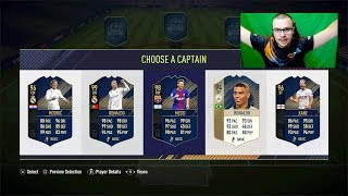 Video FIFA 18 INSANE TOTY DRAFT! WE GOT 2 TOTY PLAYERS! HOW TO WIN DRAFTS in ULTIMATE TEAM! download MP3, 3GP, MP4, WEBM, AVI, FLV Juli 2018