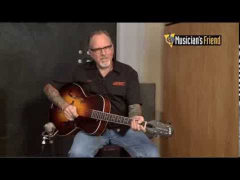 Gretsch G9550 New Yorker™ Archtop Guitar