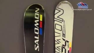 Video lyze SALOMON 24hrs Racing powerline, Ti2, full woodcore, White + salomon Z12 download MP3, 3GP, MP4, WEBM, AVI, FLV November 2018