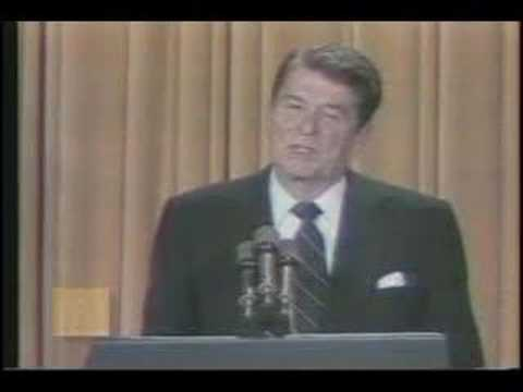 President Ronald Reagan - Address to the British Parliament
