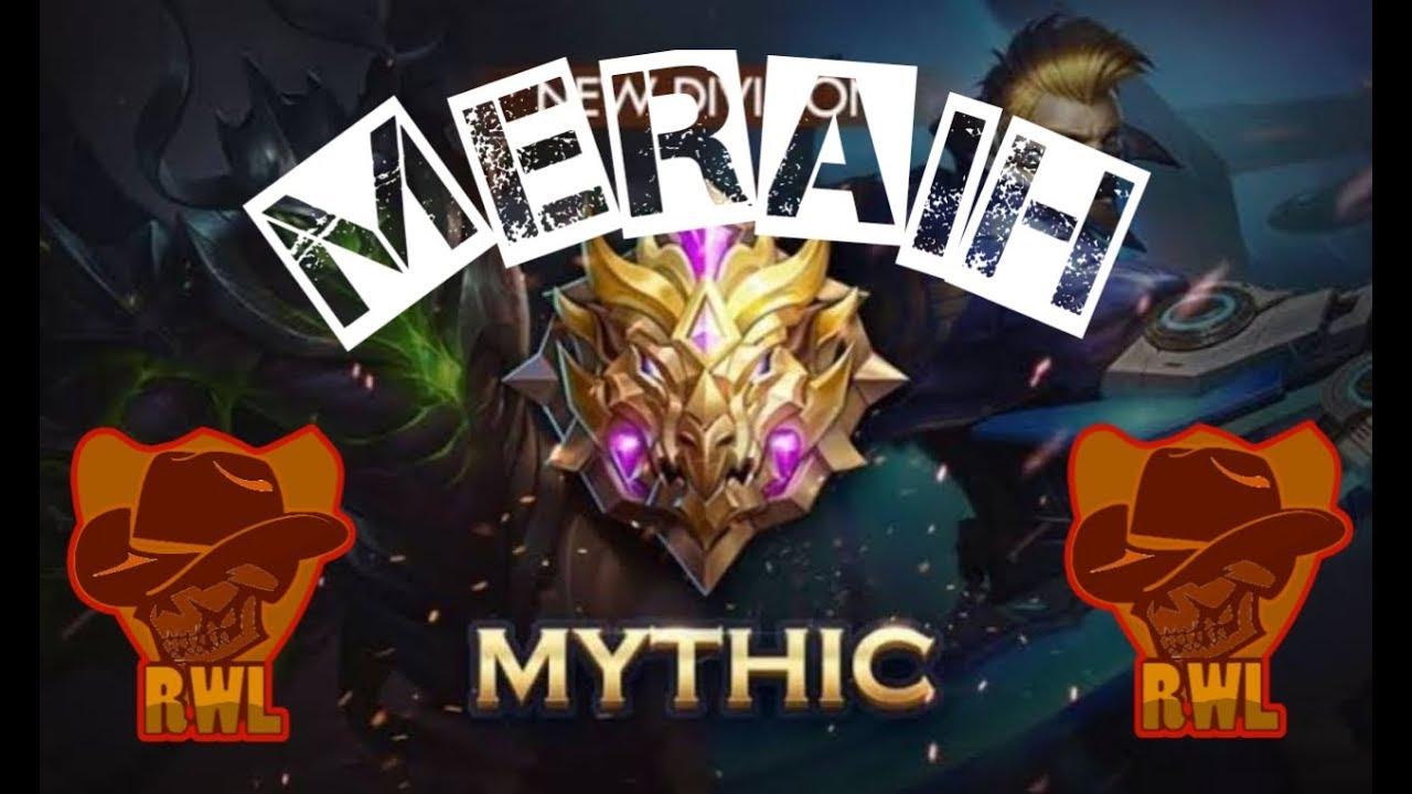Parody Via Vallen - Meraih Bintang ( Meraih Mythic ) #1