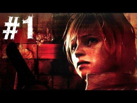 Silent Hill 3 Gameplay Walkthrough Part 1 Amusement Park Intro Youtube