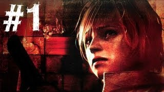 Silent Hill 3 Gameplay Walkthrough Part 1 - Amusement Park Intro