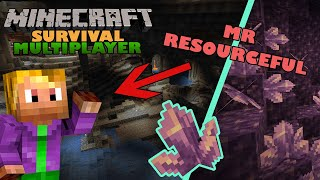 Minecraft Survival Multiplayer ⛏   Amethyst Geode   1.17 Let's Play   EP04