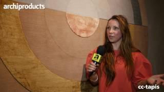 Fuorisalone 2017 - CC TAPIS - Mae Engelgeer e Steve Wilson ci raccontano i tappeti Bliss