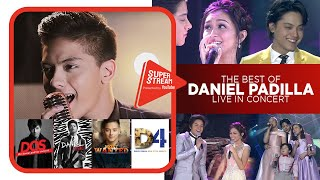 The Best of Daniel Padilla Live In Concert
