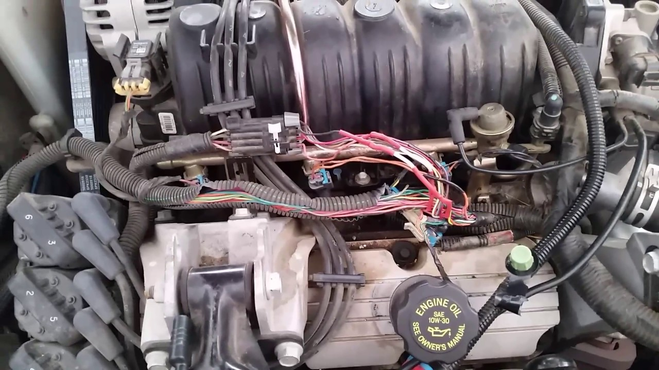 2002 Chevy Impala Starter Wiring Diagram