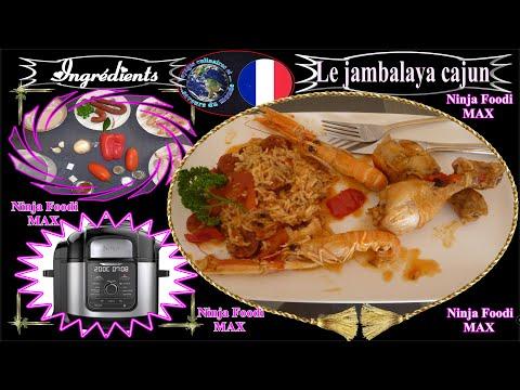 recette-ninja-foodi-max-le-jambalaya-cajun
