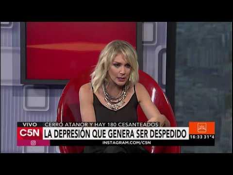 C5N - La Tarde: La depresión que genera ser despdido