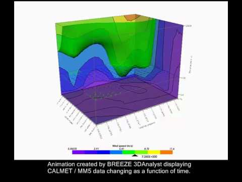 calpuff calmet modeling system Calpuff view provides a complete graphical solution for the calpuff modeling system: calpuff, calmet, calpost, and their related pre- and post-processors.