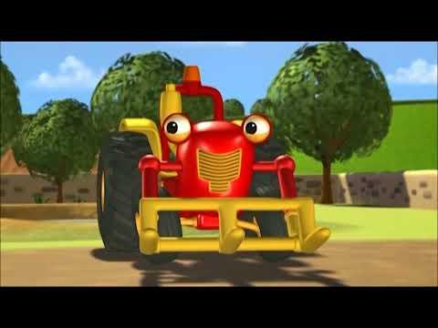 Tractor Tom - Compilatie 5 (Nederlands)