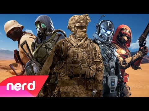 The FPS Rap Battle | Call Of Duty vs Battlefield | #NerdOut!