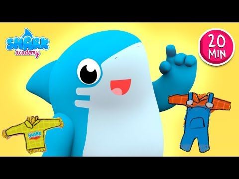 let's-get-dressed-song-|-clothes-song-for-kids-by-shark-academy!