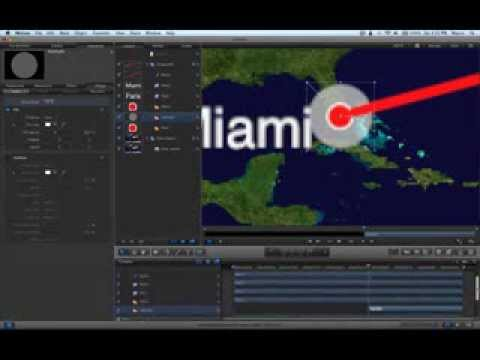 Create a simple travel map animation with apple motion 5 youtube create a simple travel map animation with apple motion 5 gumiabroncs Gallery