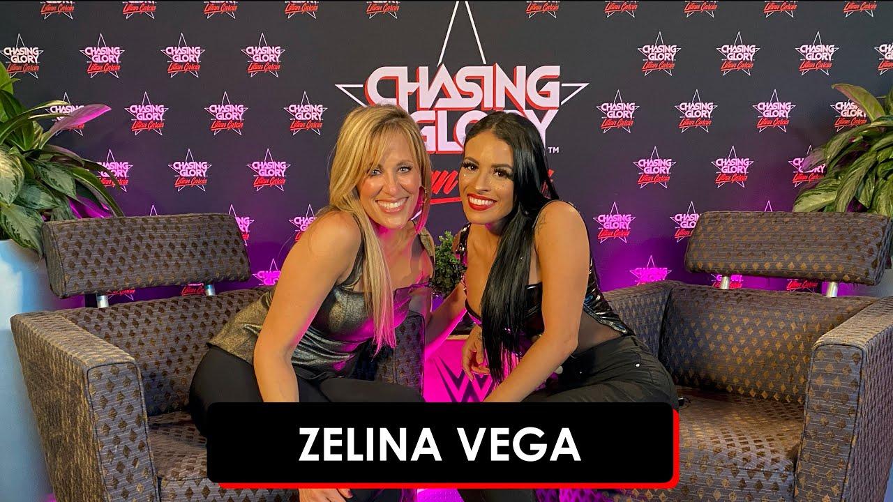 WWE Zelina Vega Bio on Chasing Glory with Lilian Garcia ...