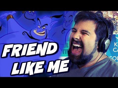 Friend Like Me [METAL Ver.] - Caleb Hyles (from Aladdin)
