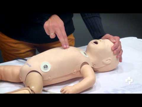 Maniobras de reanimación cardiopulmonar en el niño