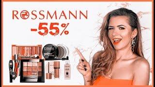 PROMOCJA ROSSMANN -55% KWIECIEŃ 2019 - TE KOSMETYKI WARTO KUPIĆ! | CheersMyHeels