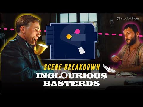 Inglourious Basterds — How Tarantino Keeps You Hooked