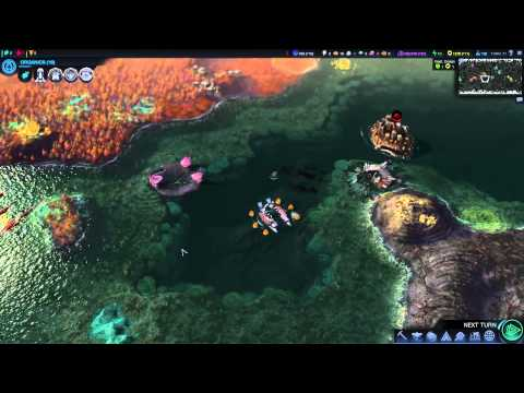 Civilization : Beyond Earth Rising Gameplay Walkthrough |