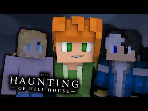 KICKED OUT?! | HAUNTING OF HILLHOUSE | EP 1 ( HAUNTING OF HILLHOUSEMinecraft Roleplay)