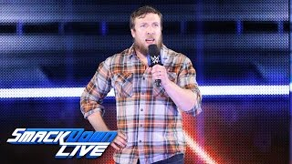 Daniel Bryan makes an epic Women's Title Match for WrestleMania: SmackDown LIVE, March 7, 2017