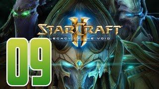 Starcraft 2 LotV Episode 9 : Burn It ALL!