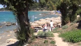 Пляжный VLOG- самый красивый пляж Пелопоннеса!!!!(Привет всем. Меня зовут Оксана. И вот уже пять лет я живу в Греции на полуострове Пелопоннес в городе Пиргос...., 2014-07-26T16:21:54.000Z)