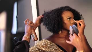 mizani behind the scenes with shingai shoniwa