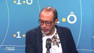 Invitée d'honneur à l'émission radio France O