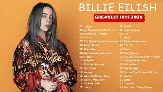 Best songs of Billie Eilish - Billie Eilish Greatest Hits 2020