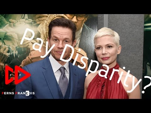 Mark Wahlberg Paid 1.5M For Reshoots To Michelle Williams' $1000. FAIR?
