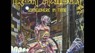 Iron Maiden Heaven Can Wait