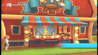 Teacup Court - Carnival Games Monkey See Monkey Do - Xbox Fitness