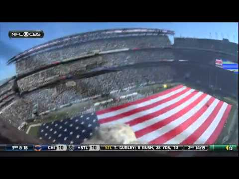 GoPro + Bald Eagle = Awesome View of Lincoln Financial Field | Dolphins vs. Eagles | NFL