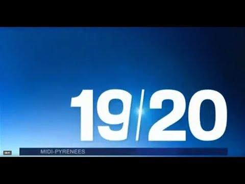 Interview de Christophe Vidal, maire de la nuit de Toulouse au JT France 3   31 dec 2014