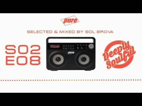 PURE S02 E08 - Selected & mixed by Sol Brova