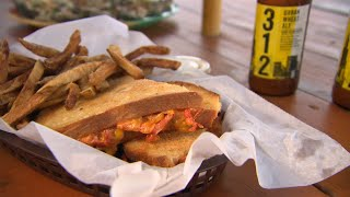 Chicago's Best Grilled Cheese: The Tropics