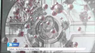 """Culture : Jean Sablé, """"révélation"""" du Grand Palais"""